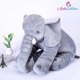 Peluche éléphant certifiée CE respectant les normes européennes et livrée en moins de 72h