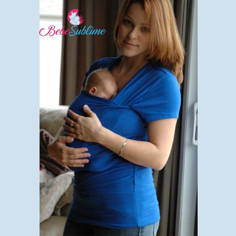 T-shirt porte bébé