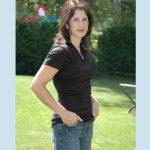 T Shirt peau à peau avec position physiologique pour maman et bébé