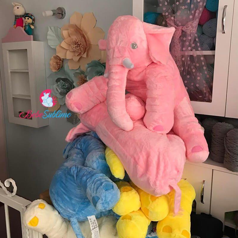 Peluche éléphant certificat CE