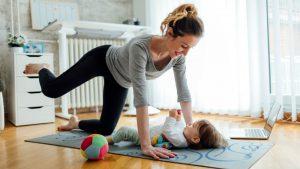 3 bonnes raisons de faire du sport pendant l'allaitement