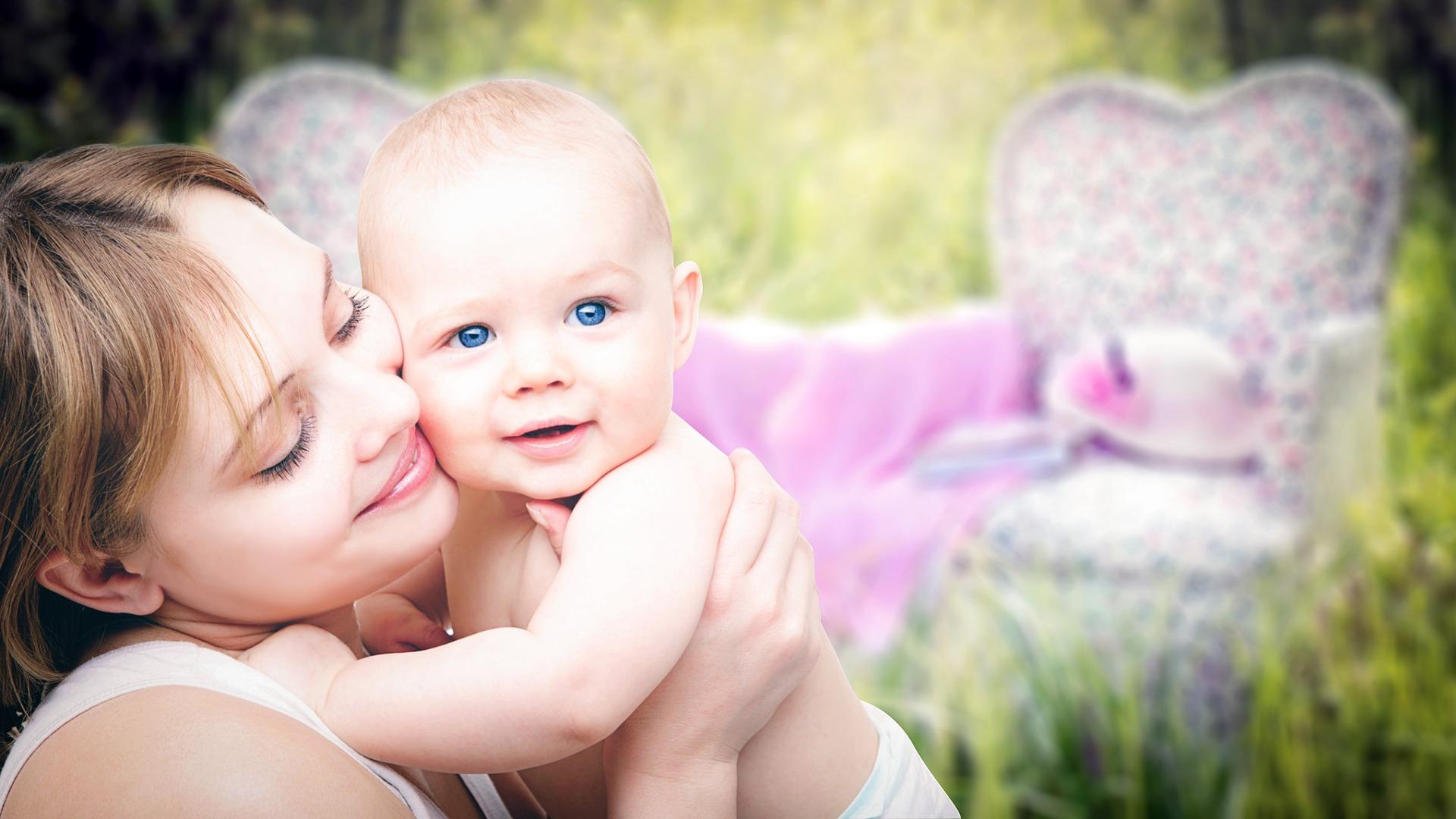 Favoriser le portage de bébé