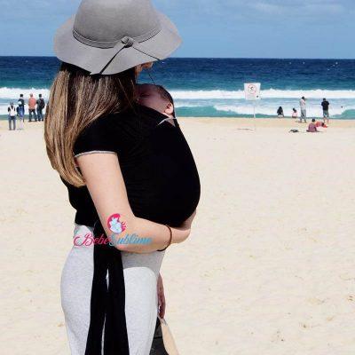 Porte-bébé et écharpe de portage
